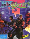 NY Warriors DOS Front Cover