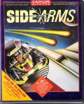 Side Arms Hyper Dyne DOS Front Cover