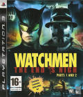 Watchmen: The End is Nigh: Parts 1 and 2 PlayStation 3 Front Cover