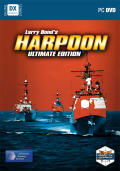 Larry Bond's Harpoon: Ultimate Edition Windows Front Cover