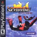 Skydiving Extreme PlayStation Front Cover