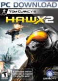 Tom Clancy's H.A.W.X 2 Windows Front Cover