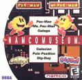 Namco Museum 64 Dreamcast Front Cover