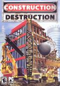 Construction Destruction Windows Front Cover