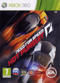 Need for Speed: Hot Pursuit Xbox 360 Front Cover