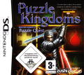 Puzzle Kingdoms Nintendo DS Front Cover