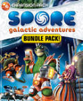 Spore (Galactic Adventures Bundle) Windows Front Cover