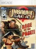 Unbound Saga Xbox 360 Front Cover
