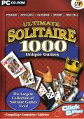 Ultimate Solitaire 1000 Windows Front Cover