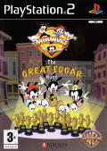 Animaniacs: The Great Edgar Hunt PlayStation 2 Front Cover