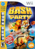 Boom Blox Bash Party Wii Front Cover