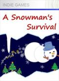A Snowman's Survival Xbox 360 Front Cover