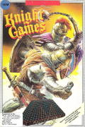 Knight Games DOS Front Cover