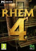 Rhem 4: The Golden Fragments Windows Front Cover