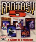 Fantasy 5 DOS Front Cover