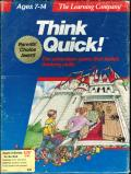 Think Quick! Apple II Front Cover