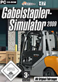 Gabelstapler-Simulator 2009 Windows Front Cover