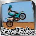 Dirtbike iPad Front Cover