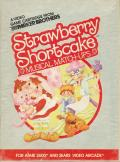 Strawberry Shortcake: Musical Match-Ups Atari 2600 Front Cover