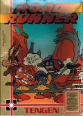 Road Runner NES Front Cover