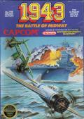 1943: The Battle of Midway NES Front Cover