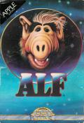 ALF: The First Adventure Apple II Front Cover