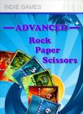 Advanced Rock Paper Scissors Xbox 360 Front Cover