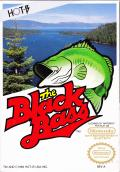 The Black Bass NES Front Cover
