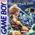 Wizards & Warriors X: Fortress of Fear Game Boy Front Cover