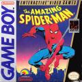The Amazing Spider-Man Game Boy Front Cover