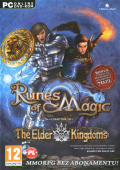 Runes of Magic: Chapter III - The Elder Kingdoms Windows Front Cover
