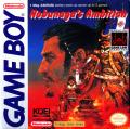 Nobunaga's Ambition Game Boy Front Cover