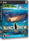Nancy Drew: Ransom of the Seven Ships Windows Front Cover