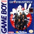 Ghostbusters II Game Boy Front Cover