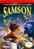 Little Samson NES Front Cover