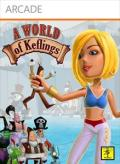 A World of Keflings Xbox 360 Front Cover Version 1