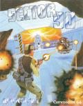 Sector 90 Commodore 64 Front Cover
