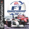 F1 Championship: Season 2000 PlayStation Front Cover
