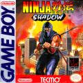 Ninja Gaiden Shadow Game Boy Front Cover