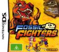 Fossil Fighters Nintendo DS Front Cover