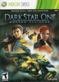 Darkstar One Xbox 360 Front Cover