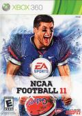 NCAA Football 11 Xbox 360 Front Cover