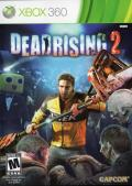 Dead Rising 2 Xbox 360 Front Cover