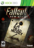 Fallout: New Vegas - Dead Money Xbox 360 Front Cover