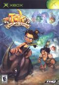 Tak: The Great Juju Challenge Xbox Front Cover