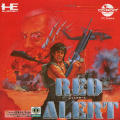 Last Alert TurboGrafx CD Front Cover