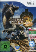 Monster Hunter Tri Wii Front Cover