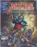 M.U.D.S.: Mean Ugly Dirty Sport Amiga Front Cover