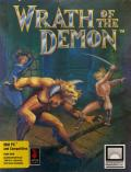 Wrath of the Demon DOS Front Cover