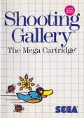 Shooting Gallery SEGA Master System Front Cover